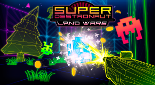 Super Destronaut : Land Wars