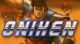 Oniken : Unstoppable Edition [JP]