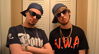 Whiteboyz Wit Attitude : The Pursuit of Money