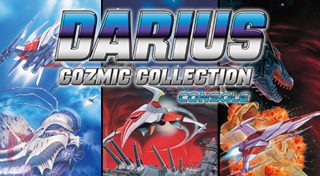 Darius Cozmic Collection : Console