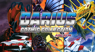 Darius Cozmic Collection : Arcade