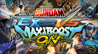 Mobile Suit Gundam : Extreme Vs. Maxi Boost ON