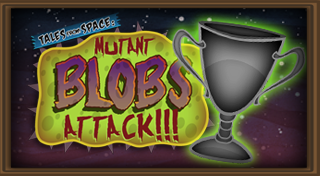 Tales from Space : Mutant Blobs Attack