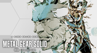 Metal Gear Solid 2 : Sons of Liberty HD