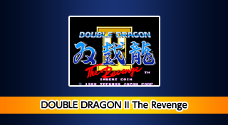Arcade Archives - Double Dragon II : The Revenge