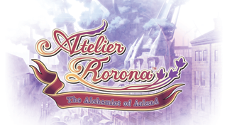 Atelier Rorona : The Alchemist of Arland