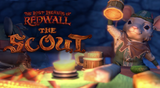 The Lost Legend of Redwall : The Scout