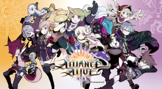 The Alliance Alive HD Remastered [JP]