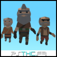 3-Man Squad