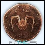 Trophée de l'Araignée cuirassée