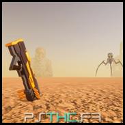 Platinum Alien Destroyer