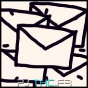 Comme des lettres à la poste