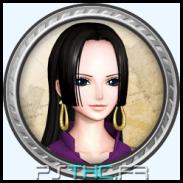 Boa Hancock l'impératrice pirate