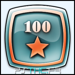 100 étoiles