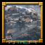 Un ville réduite en cendres