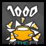 1000 objets