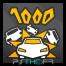 1000 voitures