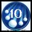 10 Boules de neige