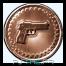 50 victimes: 92FS - 9mm