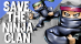 Save the Ninja Clan [US]