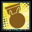 Médaille de couleur